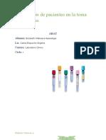 Manual de Preparacion de Pacientes Para La Toma de Muestras