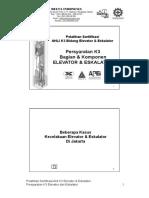 AK3E2 - 2 Persyaratan K3 Bagian Komponen Ele Esk