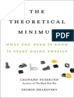 The Theoretical Minimum - What You Need to Know to Start Doing Physics
