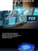 5.2 Herramientas Tecnologicas de BI