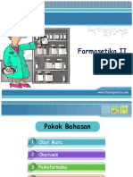 Farmasetika II- Obat Mata Dkk