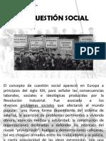 historia 8º Cuestión Social