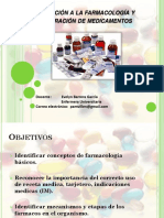 Farmacodinamia y Cinetica