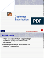 Chapter 3 Customer Satisfaction