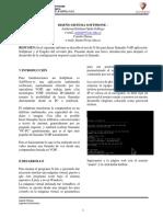 Informe Sistema Sotfphone