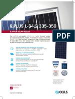 Hanwha q Cells Data Sheet Qplus L-g4.2 340w