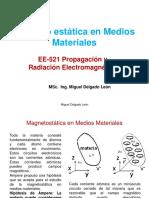 Magnetostatica Materiales