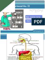 Farmasetika II- Saluran Cerna Dkk
