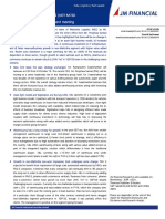 Mahindra Logistics - Key-takeaways From Management Meeting - JM Financial