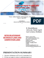 Competition Law and IPR
