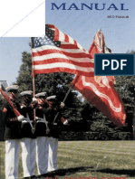 Marine Corps Flag Manual