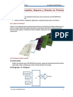 P03 Edicion Compilación Depuración y Simulación Con Proteus