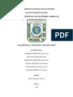 Informe de La Cuenca Gera