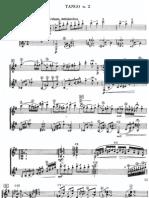Piazzolla Astor - Tango Suite - Tango n.2