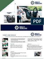 Turny Low Vehicle Brochure