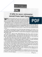 Tempo, Oct. 2, 2019, 3 bills to save rainwater saved from last Congress.pdf
