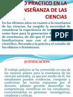 Trabajo Practico en La Enseñanza de Las Ciencias Didactica II