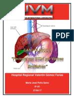 caso clinico varices esofagicas