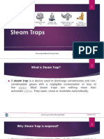 Presentation on Steam Traps