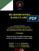 reabsorcion radicular