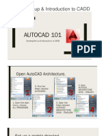 Drawing Set.docx for AutoCAD
