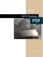 NATA 2015 Brochure