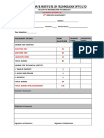 Datbase Systems 622 Assignment Booklet (2nd Semester)