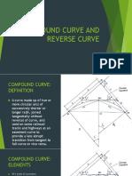 2. Compound Curve and Reverse Curve