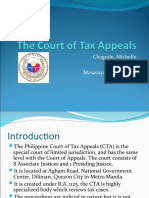 The Court of Tax Appeals