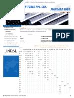 ERW Boiler & Air Heater Tubes