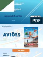 apresentação filme