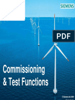 DIGSI4 Commissioning and Test Functions