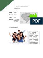 1er Avance de Informe de Practicas 2017
