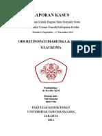 Case ODS Retinopati