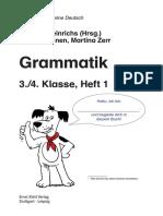 Latihan Grammatik Bahasa Jerman B1