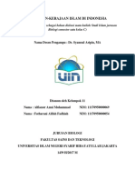 Studi Islam Makalah Kerajaan Islam Indonesia.docx