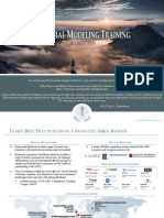 Bocq Advisory – Financial Modeling Training