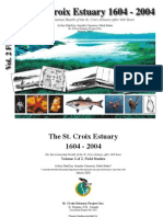 The Health of the St. Croix Estuary, 1604 - 2004 - Vol. 2