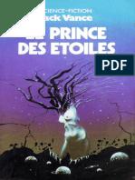 Jack Vance - La Geste Des Princes-Démons 1 - Le Prince Des Etoiles