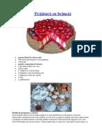 Cheescake Cu Biscuiti Digestivi