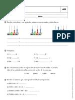 Matematicas Refuerzo y Ampliacion Tercero de Primaria 2