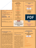 FDP Recent Trends in Condensed Matter Physics