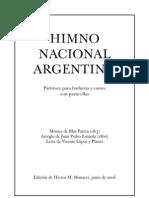 Himno Nacional Argentino - Fanfarria Para Banda