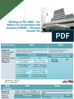 3. BIR TRAIN TOT Briefing Income Tax 20180130