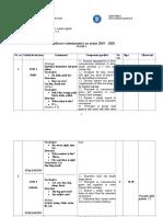 engleza cls 1 Ed didactica si  pedagogica.doc
