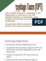 7 Percentage taxes.ppt