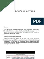 Instalaciones Eléctricas Cne