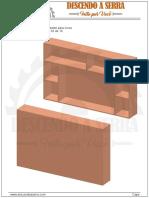 Manual de painel em MDF
