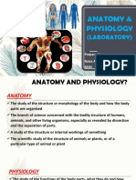 Anatomy and Physiology No.1