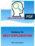 Module 1 Self Exploration